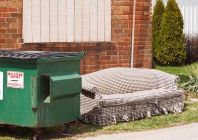 Oversize Trash Hauling Service LA