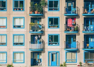 apartments - west coast