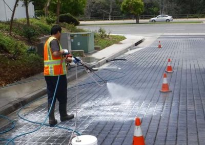 Commercial Pressure Washing and Cleaning